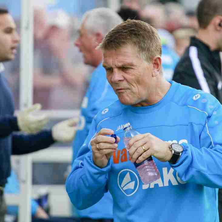 It's Now Or Never Warns Hessenthaler As Dover Devoured