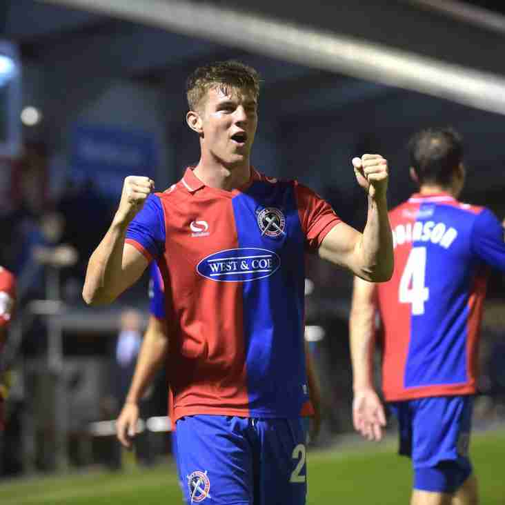 Winning Becoming A Nice Habit For Taylor's Dagenham