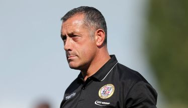 Smith Says Sorry To Fans For Bromley's Solihull Shambles