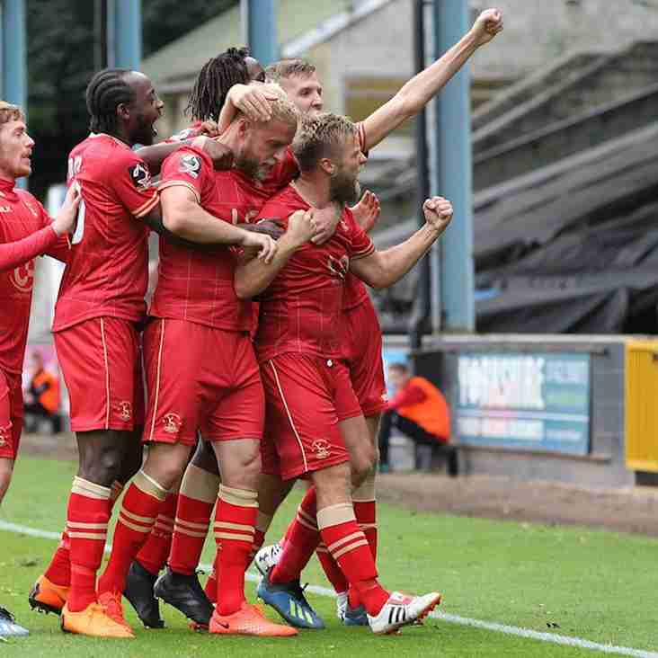 Pools Don't Fear Salford As Form Sides Locks Horns