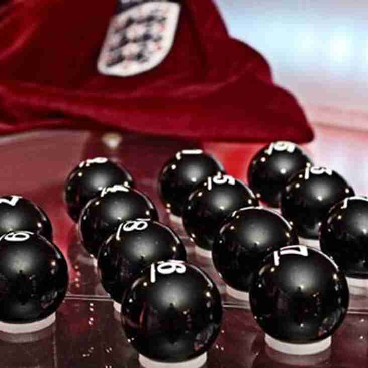 The Live Blog: The FA Cup First Round Draw Is Made