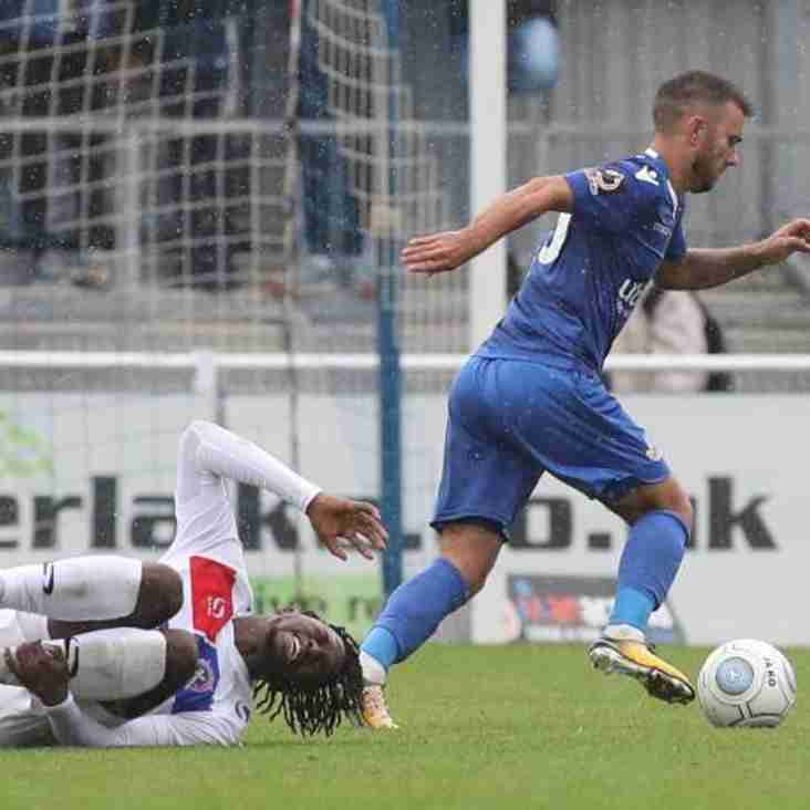 It's A Real Payne For Eastleigh As Jack Heads Back
