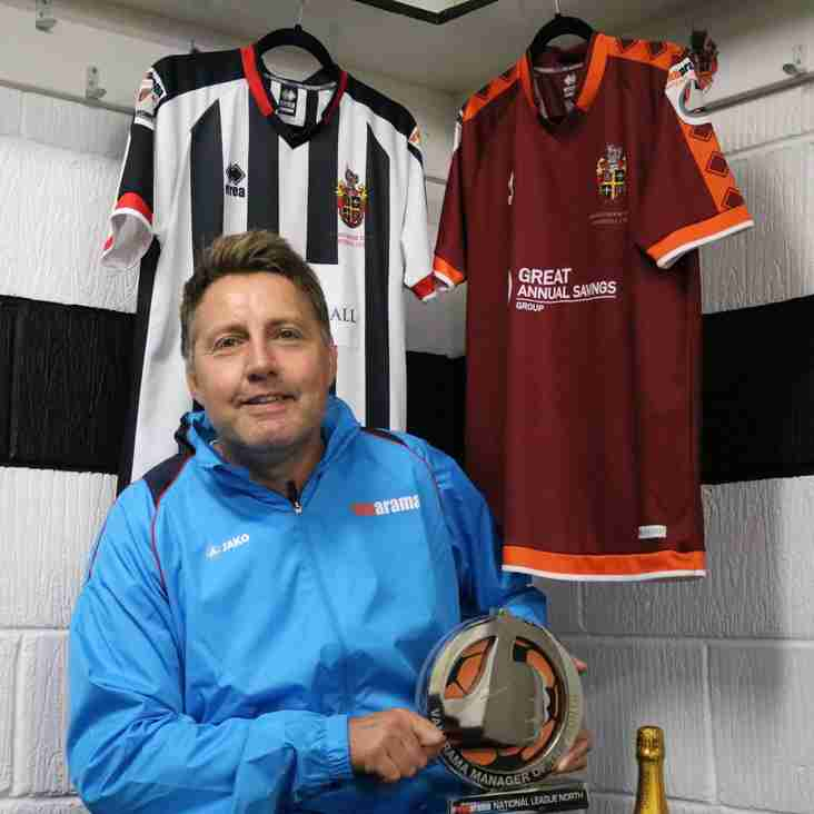 He's Bossing It! Loyal Jason Is The Moors Man Of The Moment