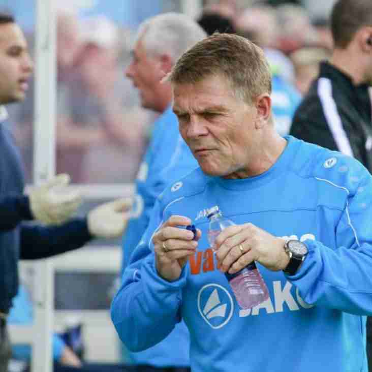 Hess Back At Dover As The Whites Nab Eastleigh's Boss