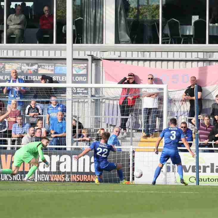 They've Finally Done It! Shots See Off Eastleigh At Last