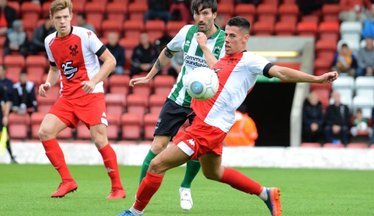 Harriers Fans Are Told Not To Worry Over Williams