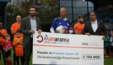 MANarama Campaign Creates History As £150,000 Is Raised!