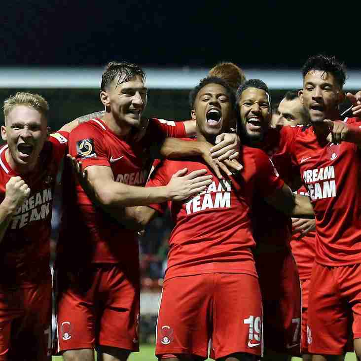 Orient Are At The Ready For Their Big Date With Destiny!