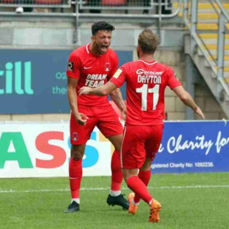 Four-midable Orient Back On Top Of The National League