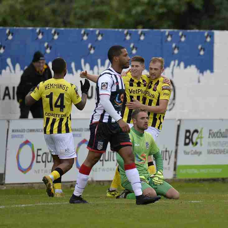 It's Super Six For Fylde As Away Day Goal Woes Disappear