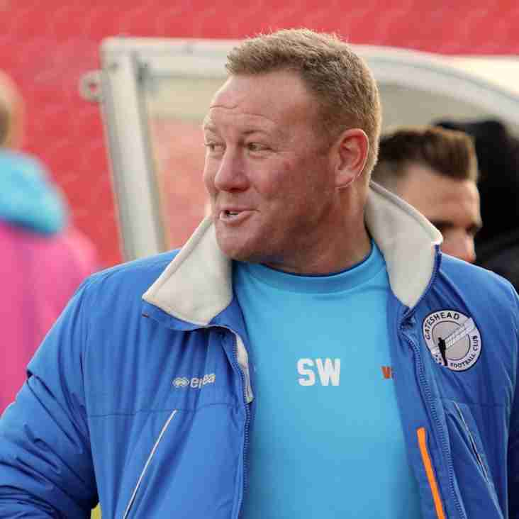 Watson Has A Simple Message For In-Form Gateshead