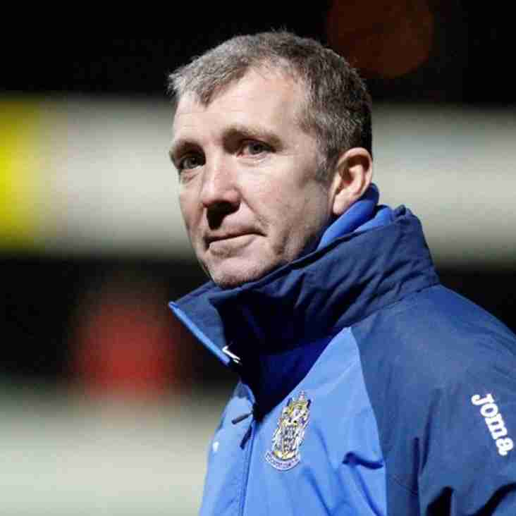 County Boss Jim Not Sure Of Curzon's Saturday Game Plan