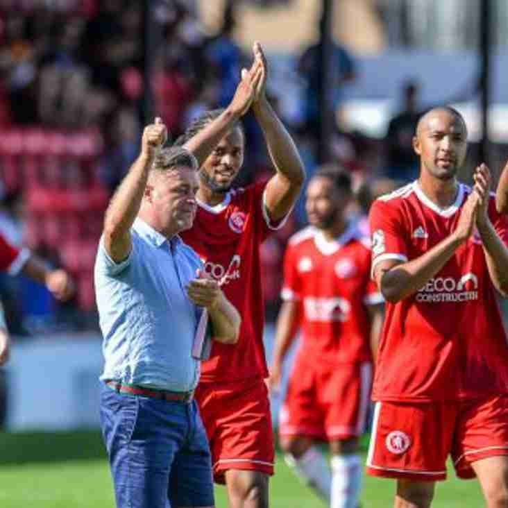 Kick-Off Change Comfirmed For Welling vs Wealdstone