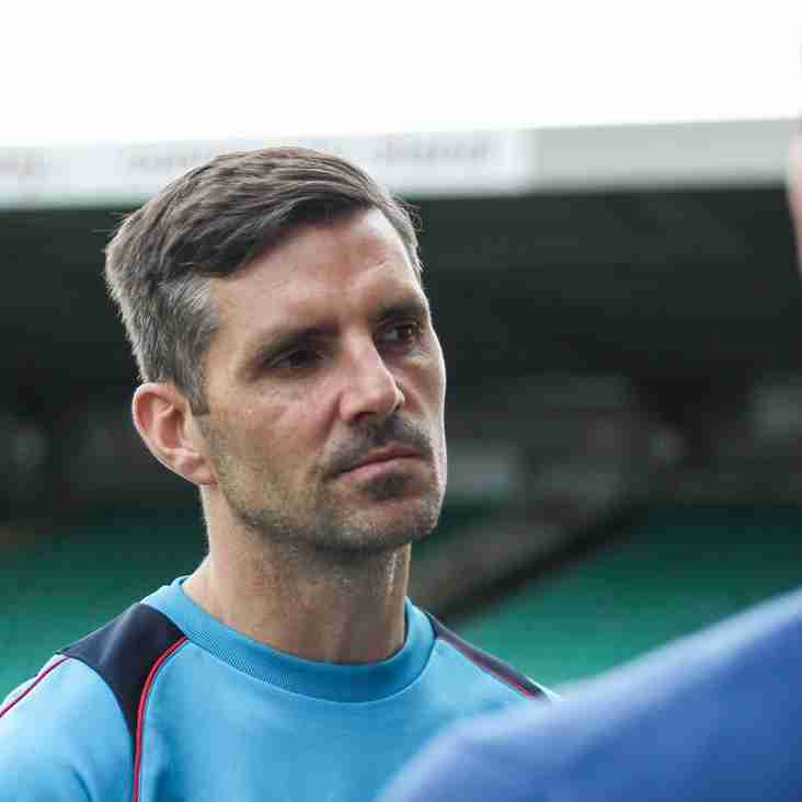 The Wait Is Over As Strevens Gets Given The Eastleigh Job