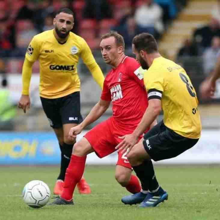 Lee Injury Boost For Orient Following Charlie's Fylde Scare