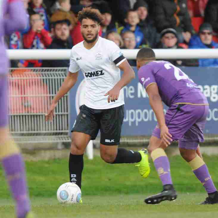 Dover Have Their Tails Up But The Spell's Not Broken