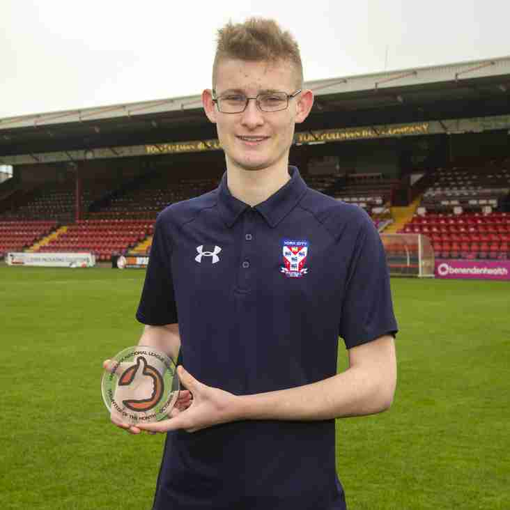 Brilliant Bradley Is York's Mr Above And Beyond