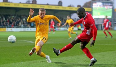Moses Is The Man Of The Moment For Billericay