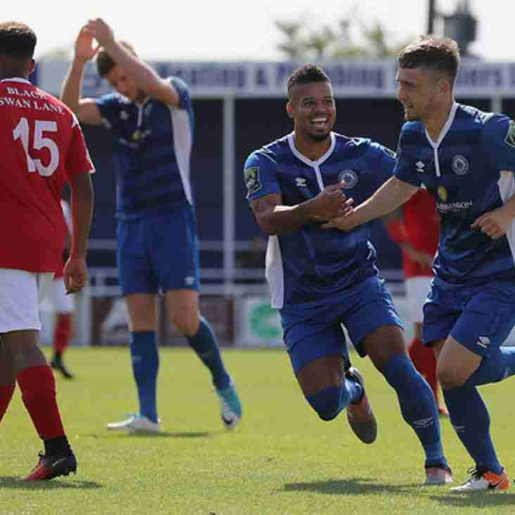 Stone The Crows! Robinson Leaves Ambitious Billericay