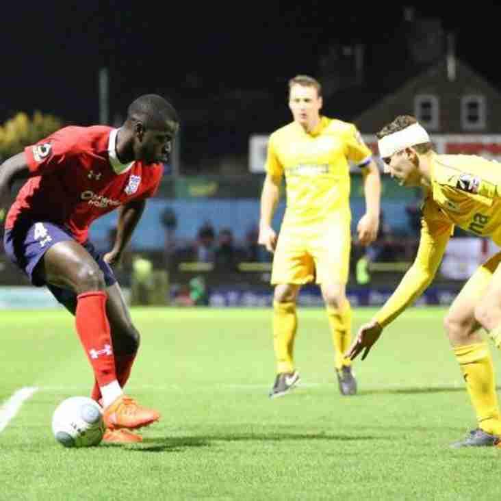 It's Not Over Til It's Over! York Won't Give Up On Play-Offs