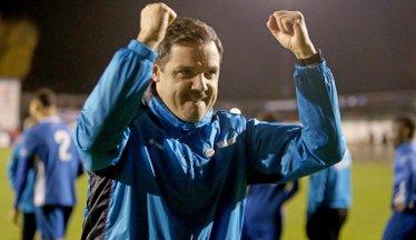 Boss Brennan Has A Positive Message For Billericay Fans