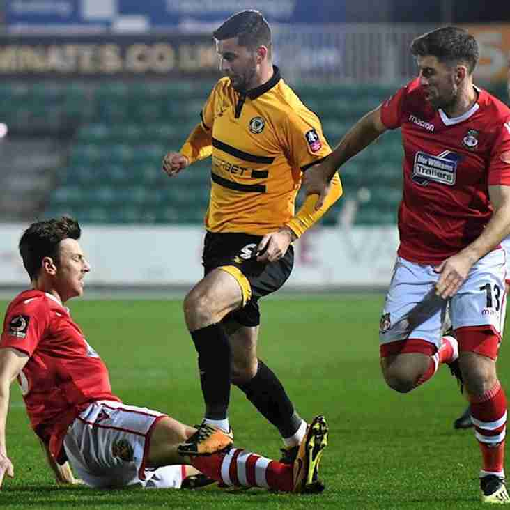 Barrow And His Wrexham Players Wonder What If