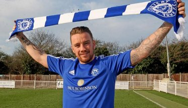 Midfielder O'Hara Says Goodbye As Billericay's Rebuild Gathers Pace
