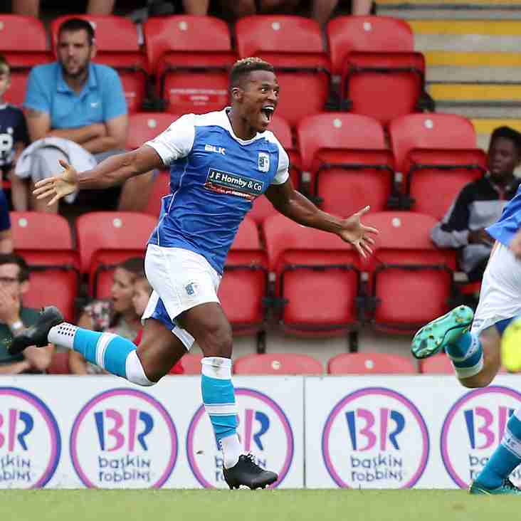 Back What We're Doing At Barrow Pleads Boss Evatt