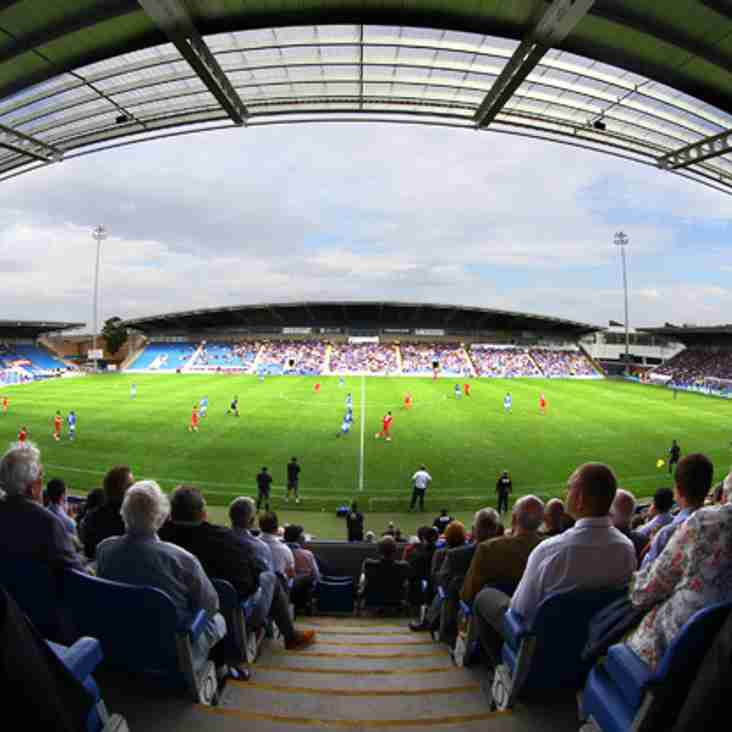 Bean's On Board As Chesterfield Look To Engage Their Fans
