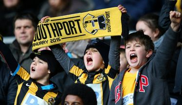 It's A Southport Sell Out As Fans Flock To FA Cup Tie