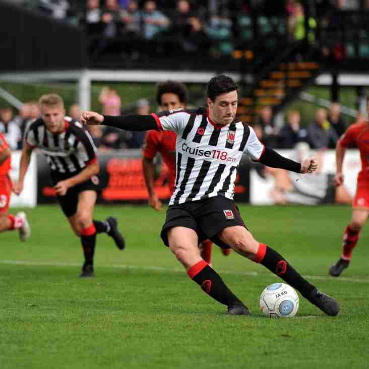 Brave Chorley Fight Back To Return To The Top Of The Table