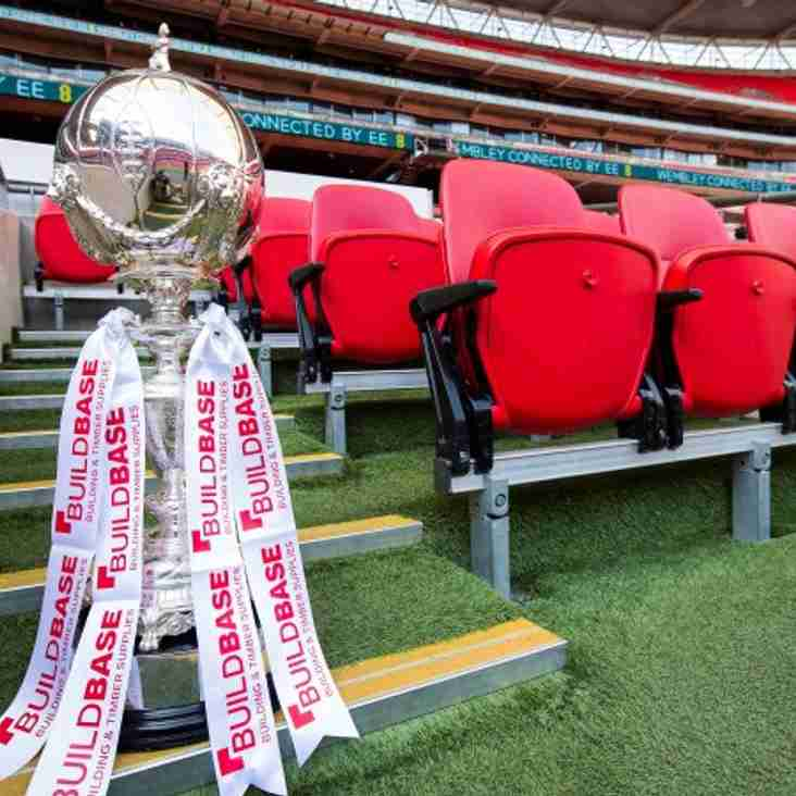 The FA Trophy Second Round Draw Has Been Made