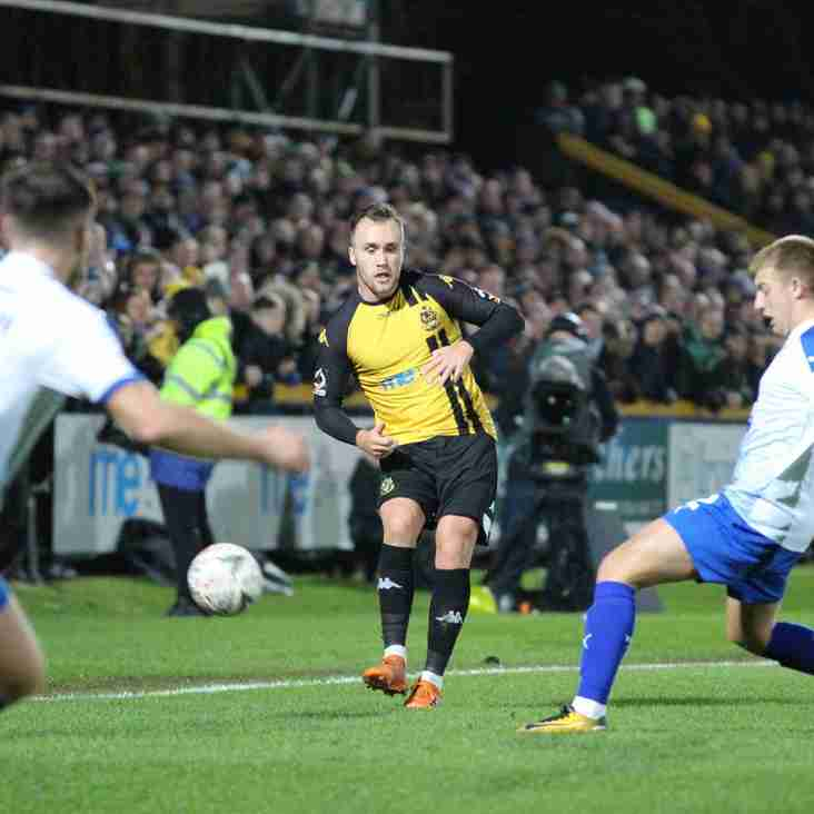 Jennings' Fine Brace Is A Double Whammy To Southport Hopes