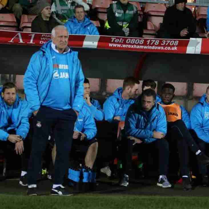 Barrow Has Change Of Heart! Wrexham Name New Manager