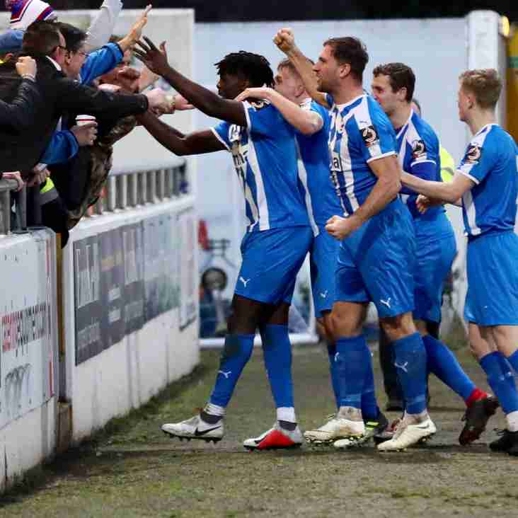 Chester Keep Up The Heat As Title Rivals Drop More Points