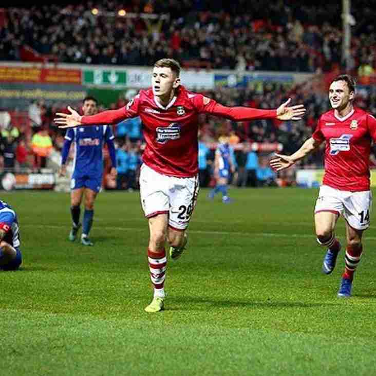 Red Dragons Show They've Plenty In The Tank