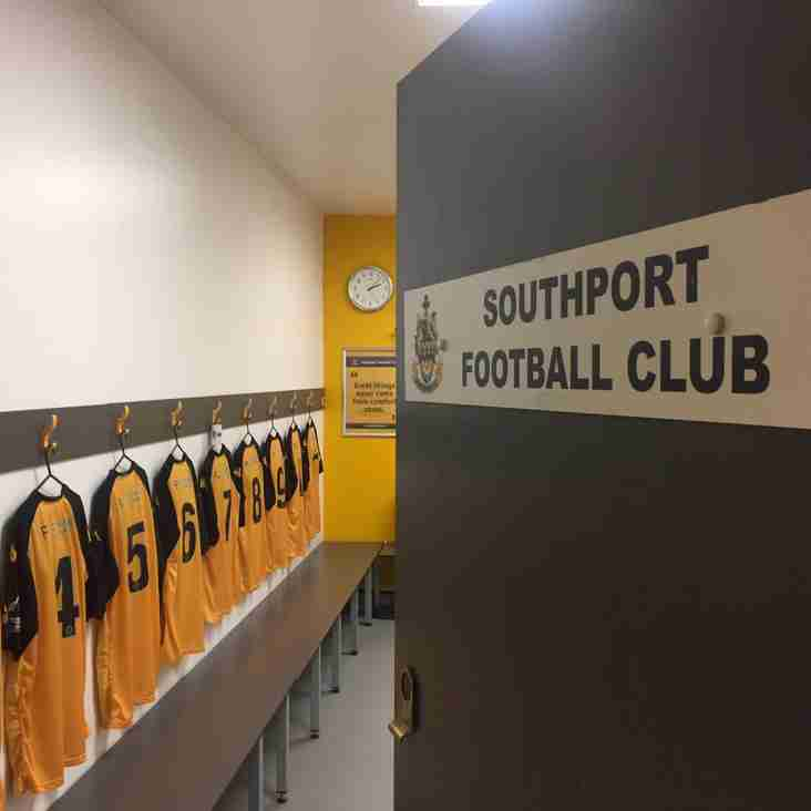 Southport Are Left Reeling After Stadium Break-In
