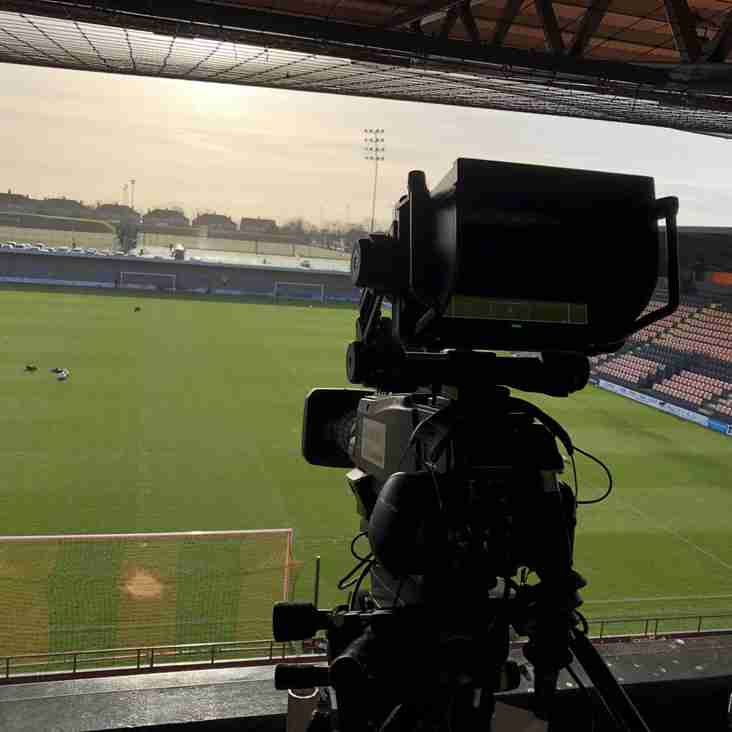 BT Sport's Landmark Moment As Cameras Roll Into Bromley