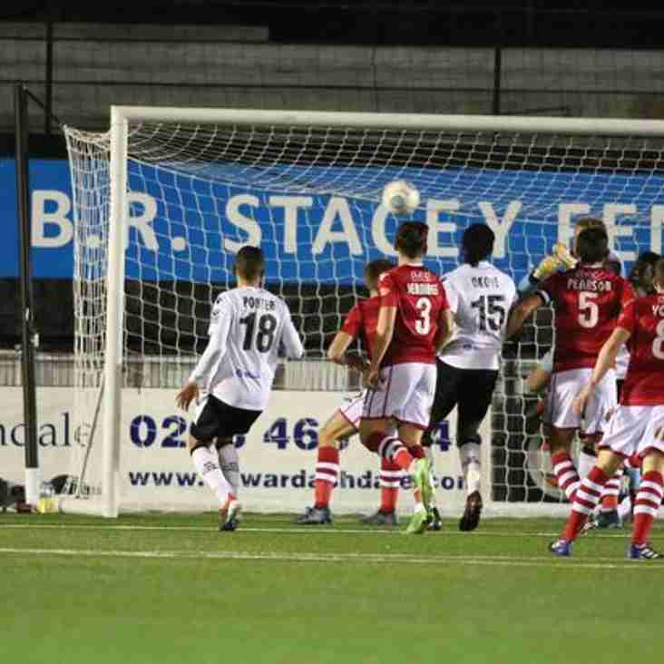 Lack Of A Creative Spark Sees Wrexham Beaten At Bromley