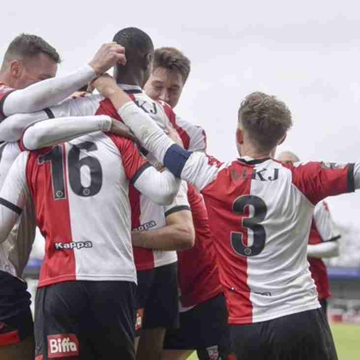 We'll Only Get Better Now Say Woking's Delighted Dowson