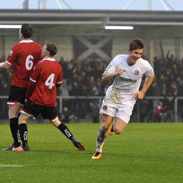 Bradley Back At Fylde As Return Is Confirmed
