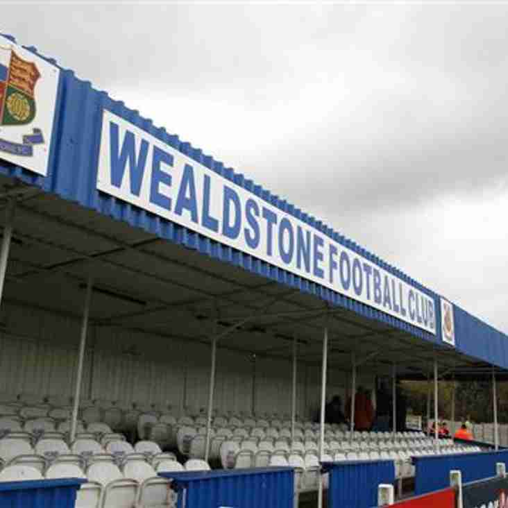 Changes In Charge At Wealdstone As Decisions Are Made
