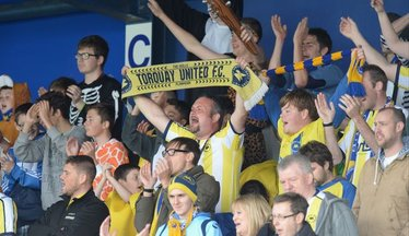 Torquay Sell Out Five Days Before Bath City Visit!
