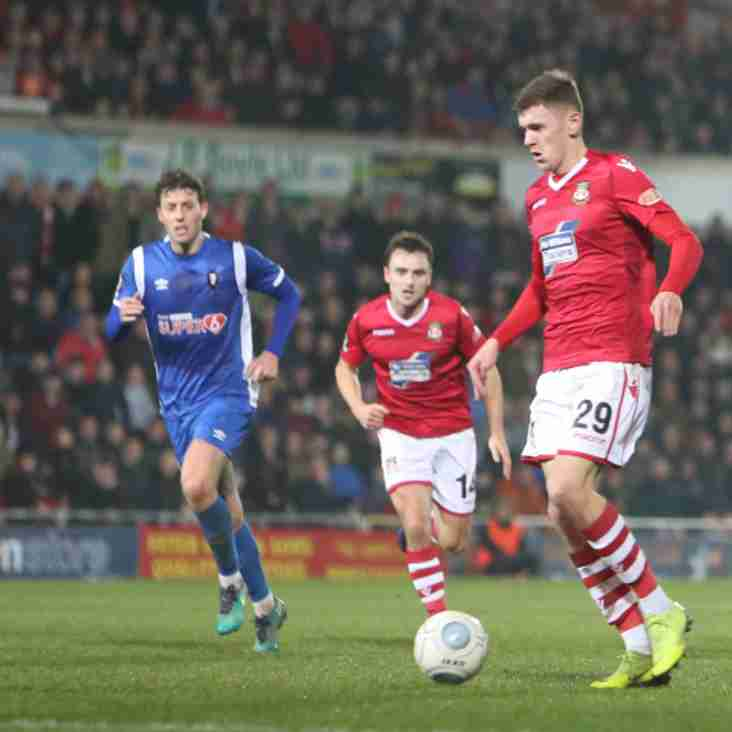 Tollitt Will Stay On At Wrexham For Another Month
