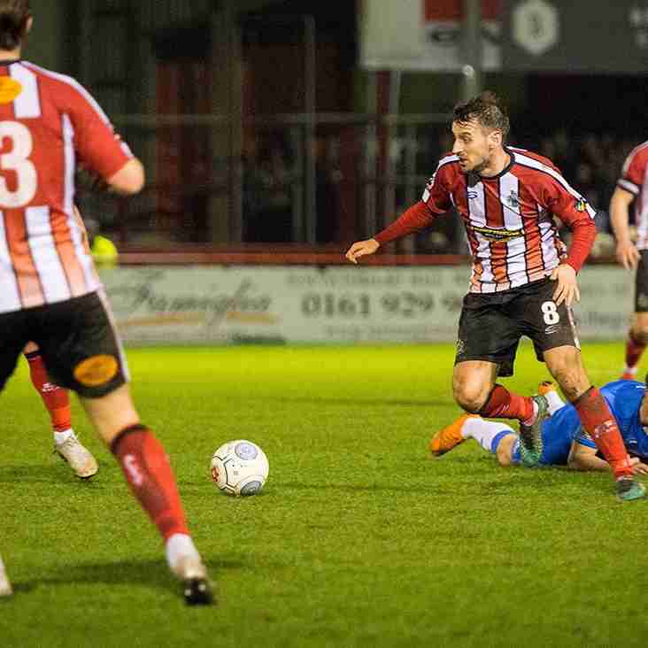Parkinson Says His Altrincham Team Have It All To Prove