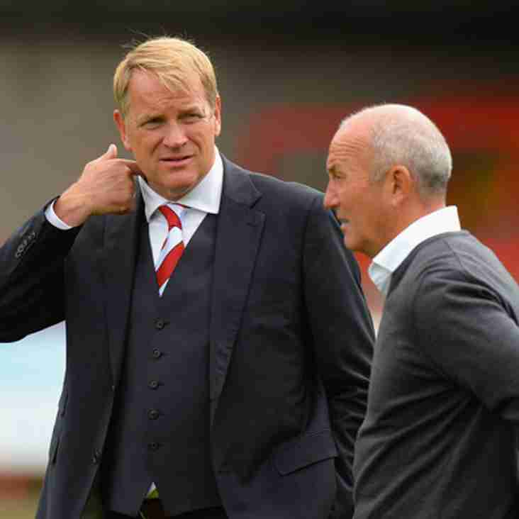 "Gordon Says The Next Harriers Manager Must Be ""Obsessed"""