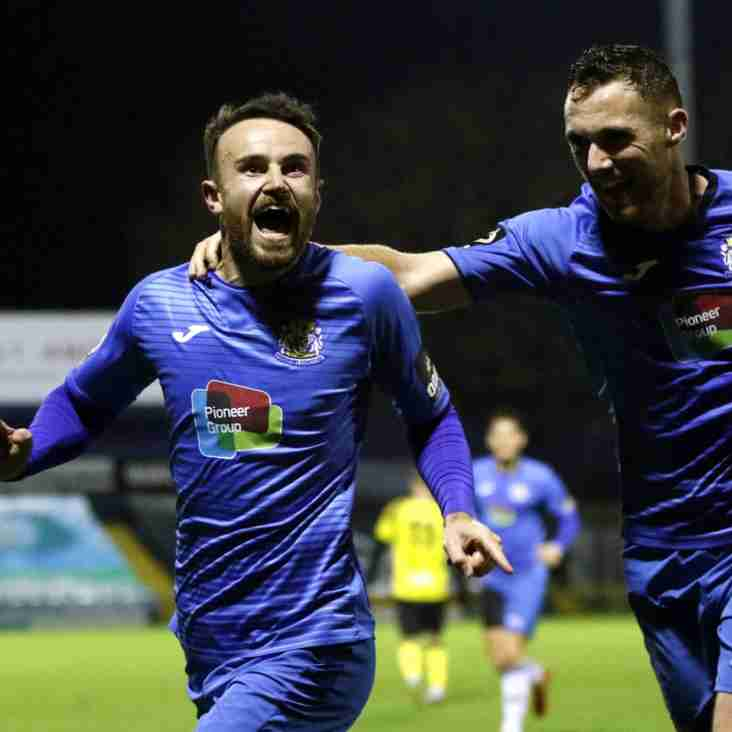 Gannon's Glee As Stockport Up The Heat On Chorley