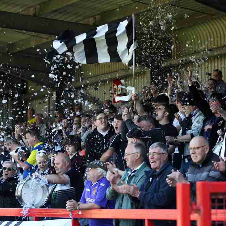 Our Crowd Pleasers! The Top National League Attendances