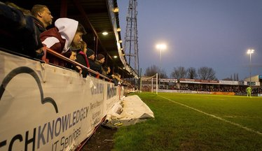 Weather Bites As Alty's Game With Blyth Called Off