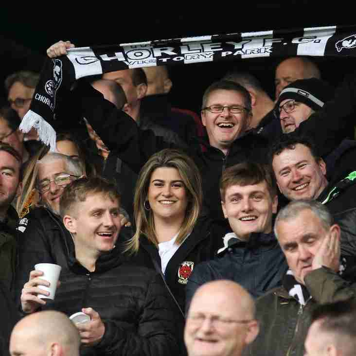 Fan Power! Chorley Supporters' Trust Set To Jump On Board